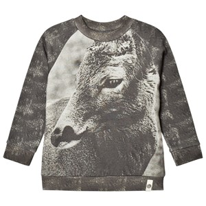 Image of Popupshop Basic Sweat Reindeer 1-1.5 år (2759613703)