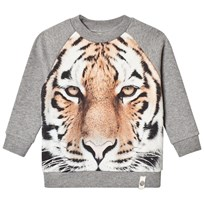Popupshop Basic Sweat Tiger Tiger
