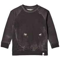Popupshop Basic Sweat Panther AOP Panther
