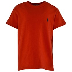 Ralph Lauren Cotton Tee Red