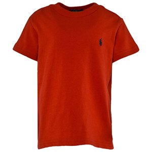 Image of Ralph Lauren Cotton Tee Red S (2743810713)