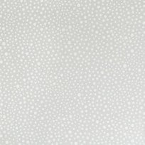 Majvillan Dots Wallpaper Grey Musta