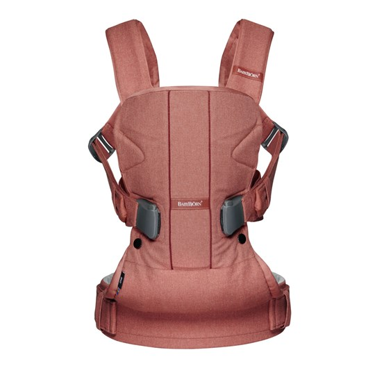 Babybjörn Baby Carrier One Terracotta Pink Pink