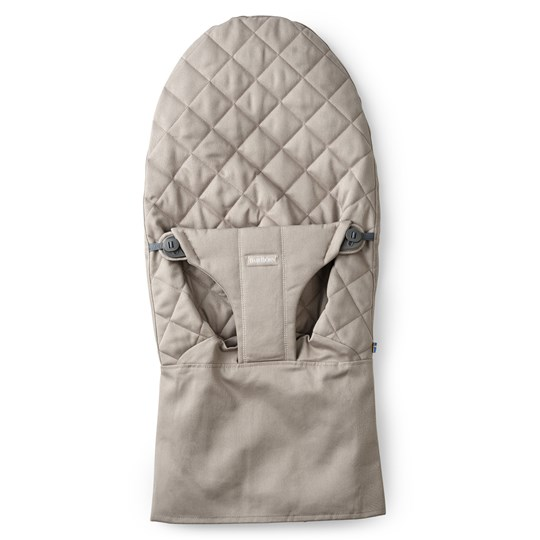 Babybjörn Bouncer Bliss Sand Grey Grey