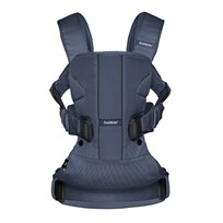 Babybjörn Baby Carrier One Air Navy Blue Marinblå