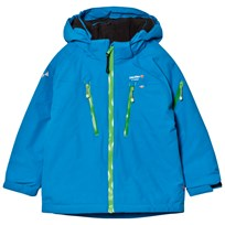 Isbjörn Of Sweden Helicopter Winter Jacket Turquoise Turquoise