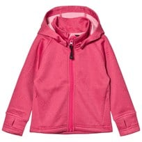 Isbjörn Of Sweden PANDA Fleece Hoody Pink