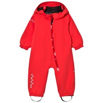 Isbjörn Of Sweden TODDLER Padded Jumpsuit Red