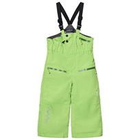 Isbjörn Of Sweden POWDER Winter Pants Candy Frog Green