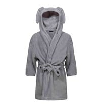 Kuling Rabbit Robe Grey Sort