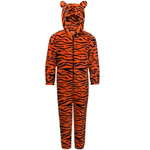 Image of Kuling Tiger Jumpsuit Orange 98/104 cm (2863656025)