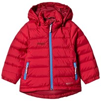 Bergans Dunjacka, Down, Kids, Red