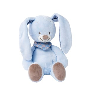 Image of Nattou Bibou Soft Toy Rabbit (2890586727)