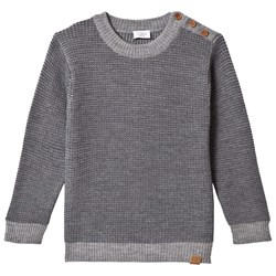 Hust&Claire Sweater Anthracite