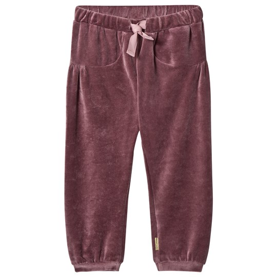 Hust&Claire Sweatpants Plum Plum