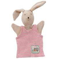 Moulin Roty Slyvain the Rabbit Handpuppet Beige