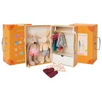 Moulin Roty The Little Wardrobe Orange