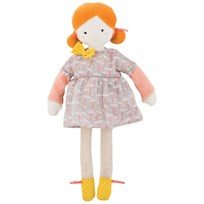 Moulin Roty Mademoiselle Blanche Doll Black