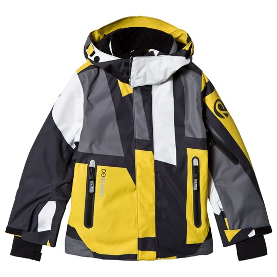 Reima Reimatec® Winter Jacket Wheeler Yellow Yellow