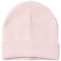 United Colors of Benetton Knitted Hat Light Pink Light Pink