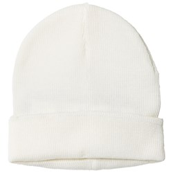 United Colors of Benetton Knitted Wool Hat White