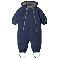 eBBe Kids Timo Winter Baby Suit Winter Navy Winter navy