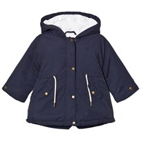 Cyrillus Navy 3 in 1 Hooded Jacket and Gilet 6399