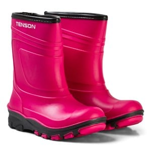 Image of Tenson Alfon Lined Rubber Boots Pink 24 EU (3056115569)