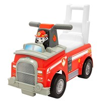 Paw Patrol Fire truck Ride-on, Gåbil, Marshall Multi