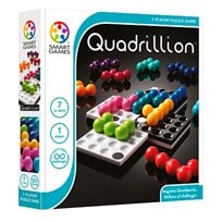 Smart Games Quadrillion White