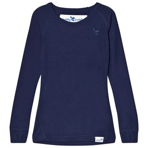Image of Muddy Puddles Base Layer Top Navy 11-12 years (3056874317)