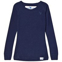 Muddy Puddles Navy Base Layer Sweater Navy/Baltic