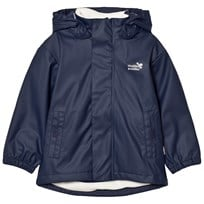Muddy Puddles Navy Puddleflex Hooded Jacket Navy