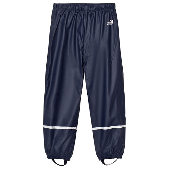 Muddy Puddles Navy Puddleflex Pants Navy