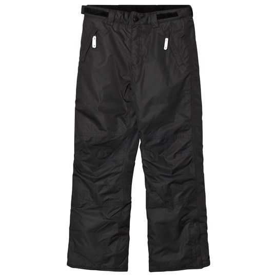 Muddy Puddles Black Snow Flurry Winter Pants Black
