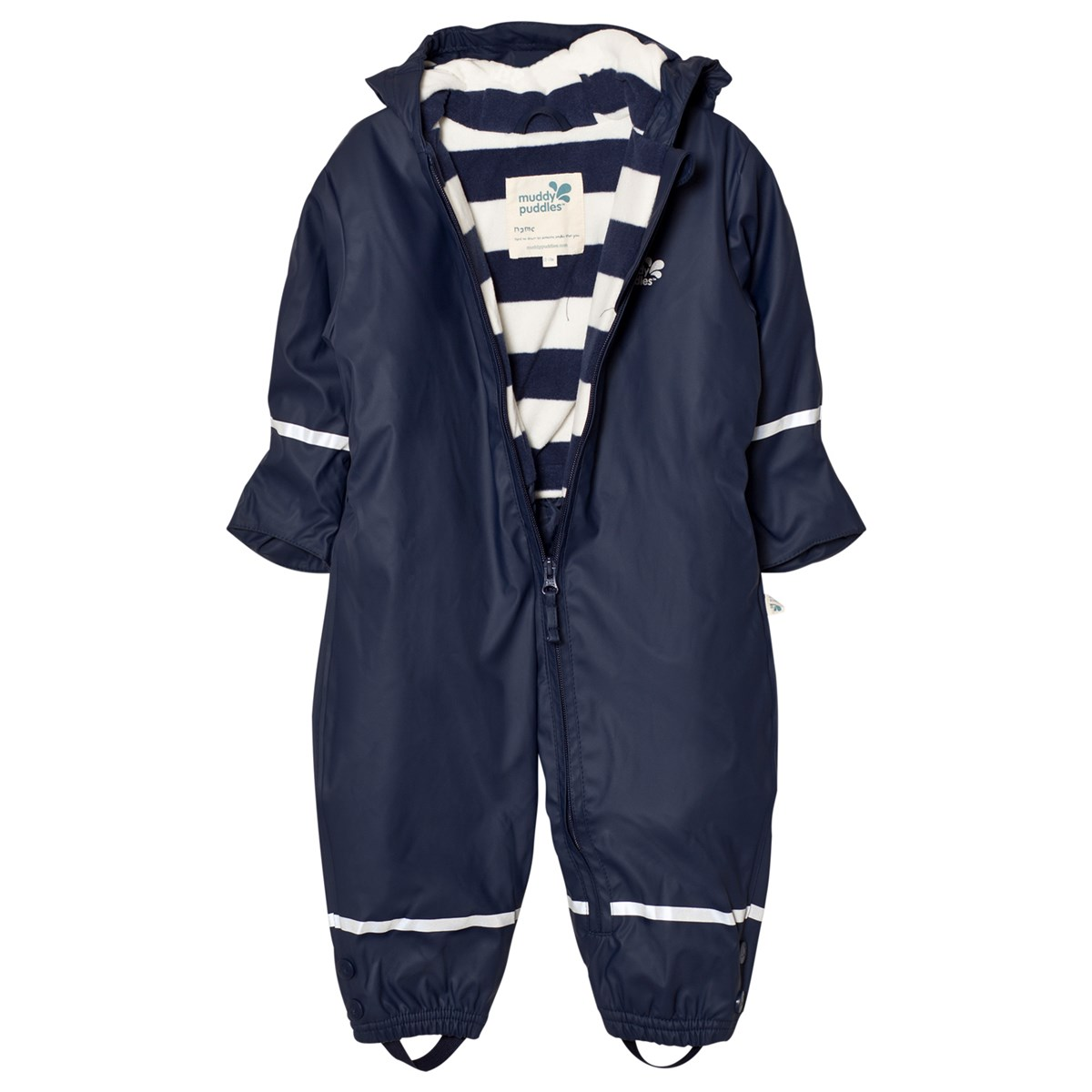 8eec3ceec3fb Muddy Puddles - Navy Puddleflex All-in-One - Babyshop.com