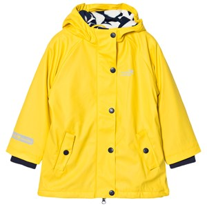 Image of Muddy Puddles Puddleflex New Hooded Jacket Yellow 4-5 years (791233)