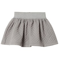Cyrillus Grey Quilted Skirt 1305