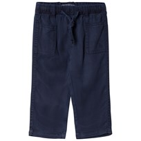 Cyrillus Blue Lightwieght Pull Up Trousers 6409