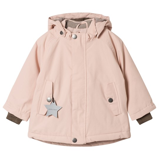 Mini A Ture Wally Jacket Rose Smoke Pink