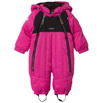 Lindberg Nepal Baby Overall Cerise Pink