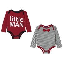 Andy & Evan Two Pack Onesie Set RDG RDG