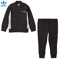 adidas Originals Black Equipment Tracksuit Black