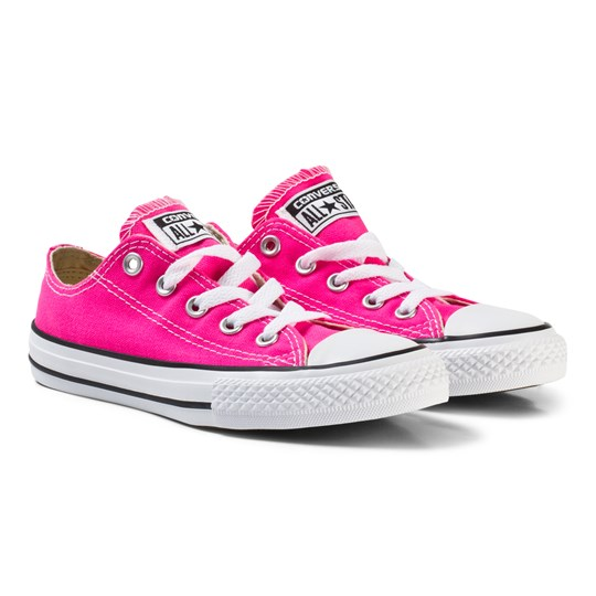Converse Chuck Taylor All Star Low Top Pink Pow Pink/White