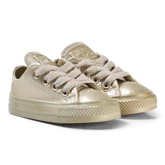 Converse Chuck Taylor All Star Low Top Light Gold Gold