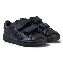 Converse Black Infants PL 76 2V - OX Black