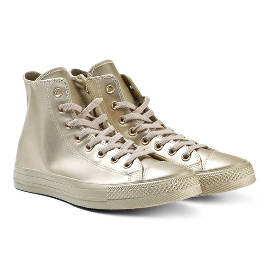 Converse Chuck Taylor All Star Hi Top Light Gold Light Gold
