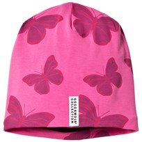 Geggamoja Limited Edition Fleece Butterfly Pink Butterfly