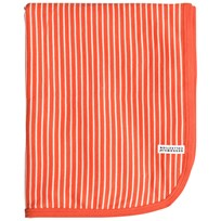 Geggamoja Baby Blanket Orange/Beige L.orange/beige
