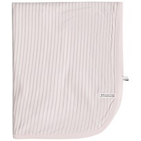 Geggamoja Baby Blanket Pink/Light Grey Pink/Lgrey